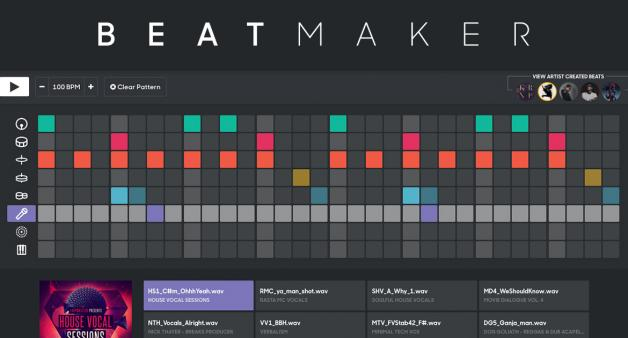 Beat-Maker-Web
