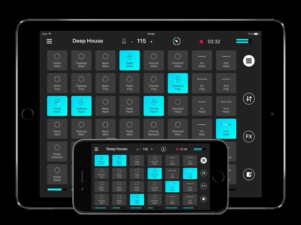Remixlive_iPadiPhone