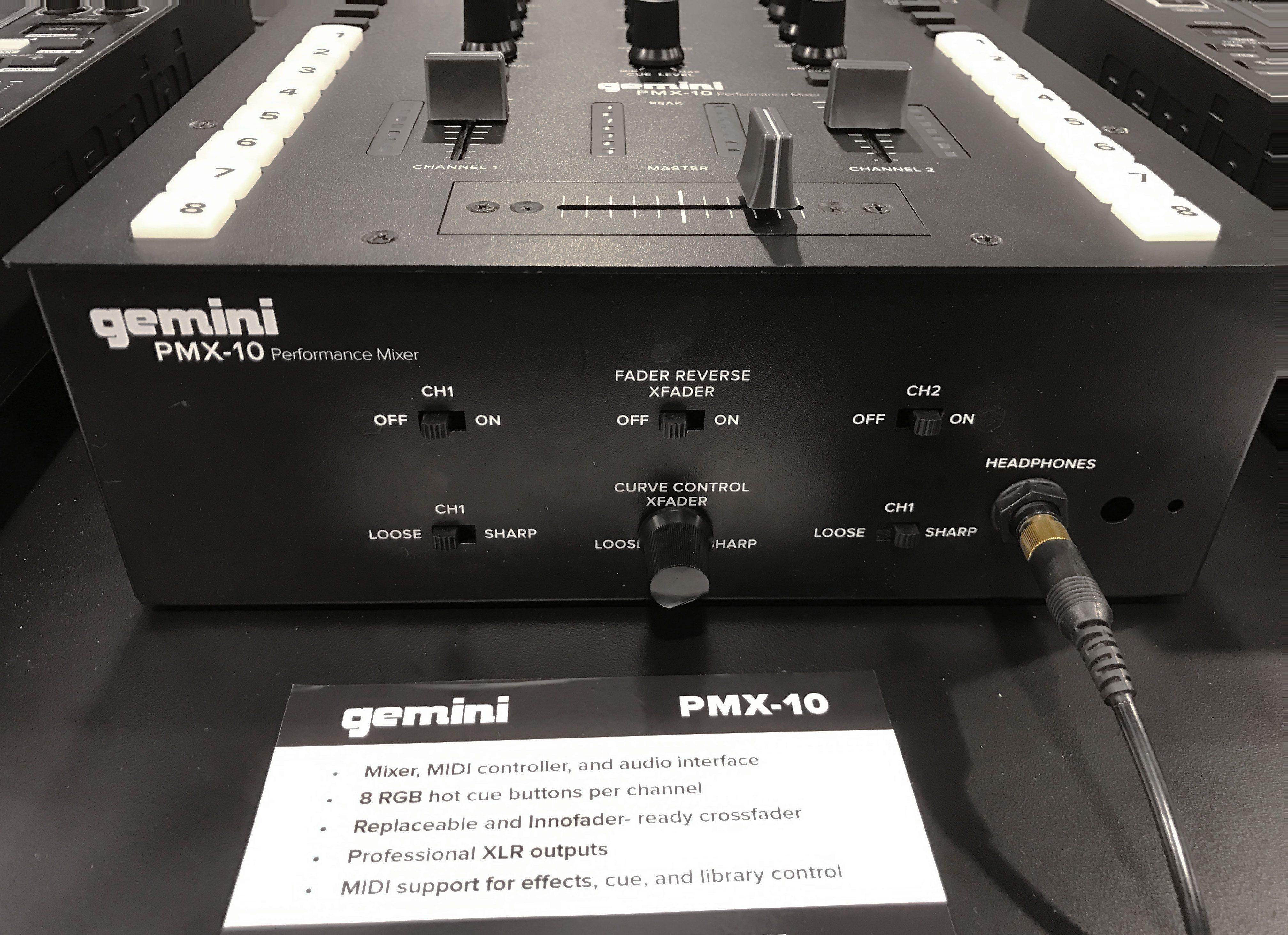 Gemini-PMX-10-mixer