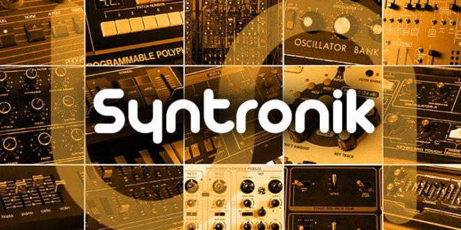 37db szinti a belső zsebben – Syntronik synth ROMpler app