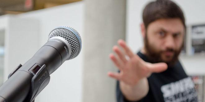 Roncsprémium – URH mikrofon csere!