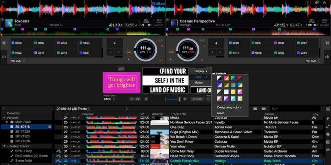 Új frissítés a Rekordbox-hoz