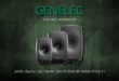 Genelec The Ones Workshop
