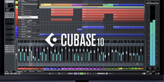 CUBASE 10 megjelent
