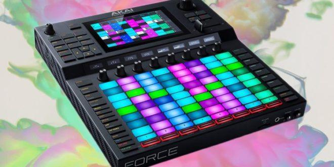 Akai Pro Force megjelenés februárban