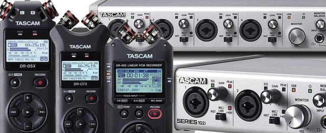 Hamarosan TASCAM X/Series