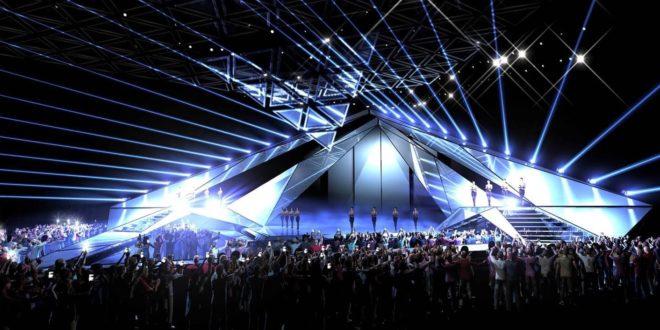 2019-es Eurovíziós Dalfesztivál pro-light oldalról