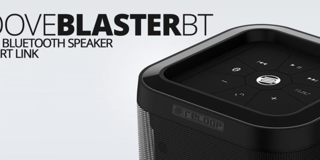 Reloop ajánlata a nyárra: Groove BlasterBT
