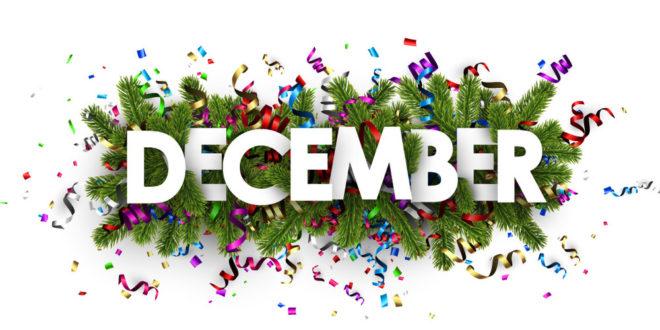 Decemberi nyitvatartásunk