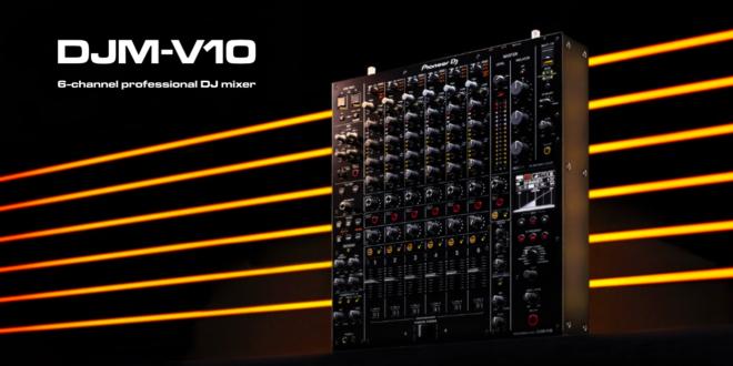 Pioneer Dj új 6 csatornás DJ keverője a NAMM-on