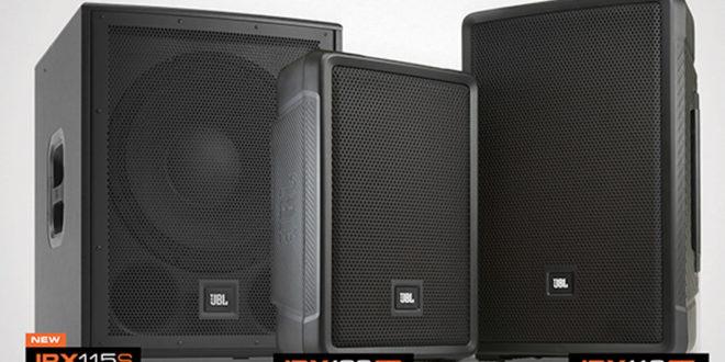 JBL IRX115S – Mélyládával bővül a belépőszintű Bluetooth-os széria!