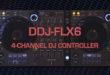 Meglepetés kontorller új megjelenéssel: Pioneer DDJ-FLX6