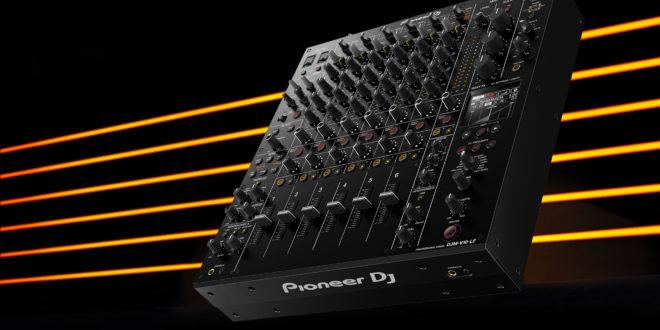 Csak kreatívan: Pioneer DJM-V10-LF